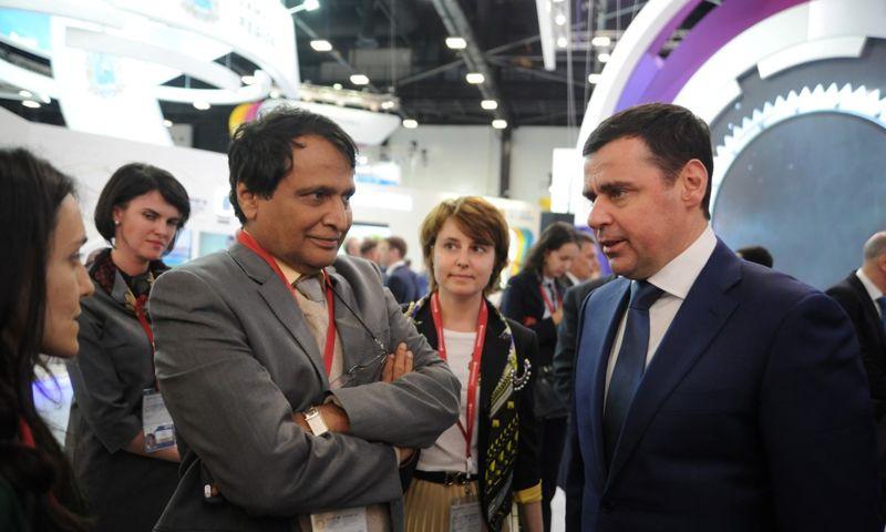 Дмитрий Миронов обсудил с делегацией Индии перспективы совместных фармацевтических проектов