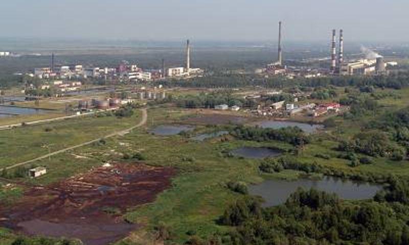 Определилась компания, которая займется ликвидацией кислогудронных прудов и накопленных зеленых масел в Ярославской области