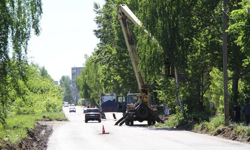 В Рыбинске бульвар Победы отремонтируют раньше срока