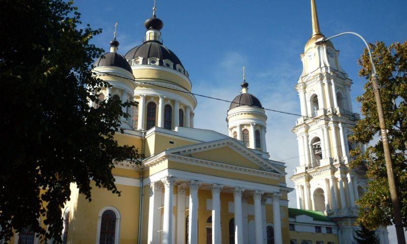 37 фресок планируют восстановить в Спасо-Преображенском соборе Рыбинске