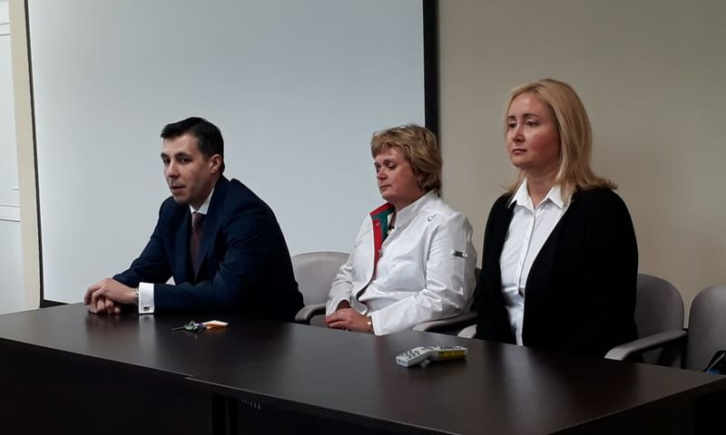 Назначен новый руководитель больницы имени Соловьева в Ярославле