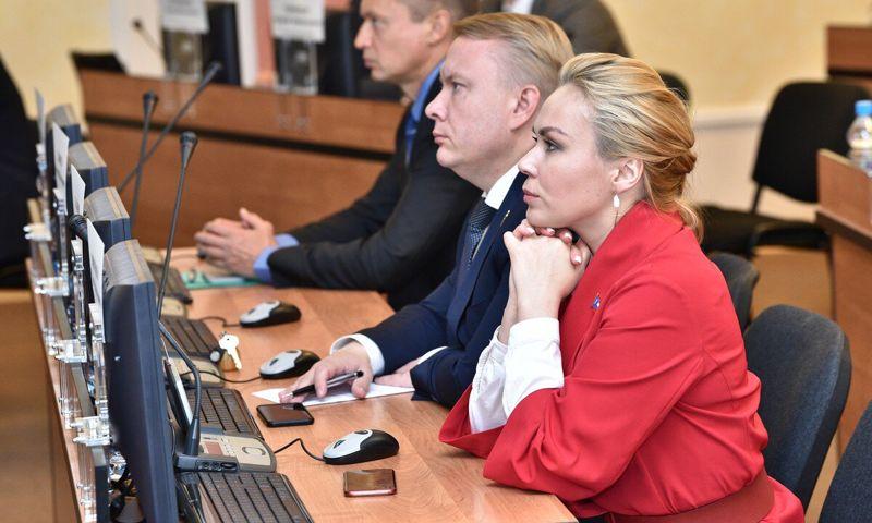 Виноват дефицит: мэр Ярославля отчитался о своей работе за год