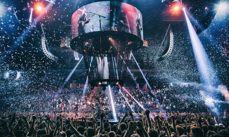 Концерт «Muse: Drones World Tour»в Киномакс-Аура