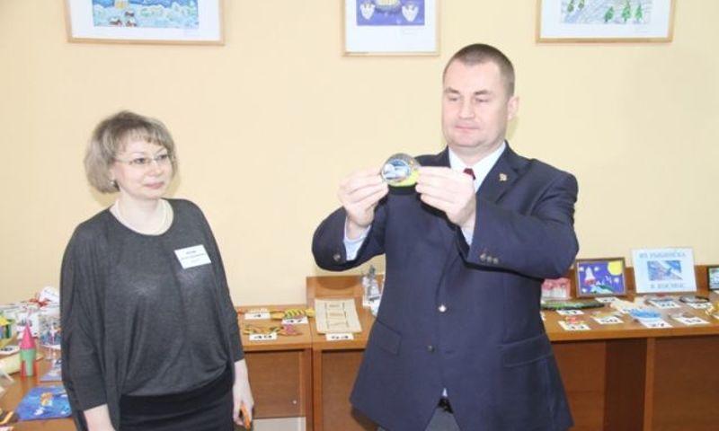 В Рыбинске объявили конкурс сувениров для космонавта Алексея Овчинина