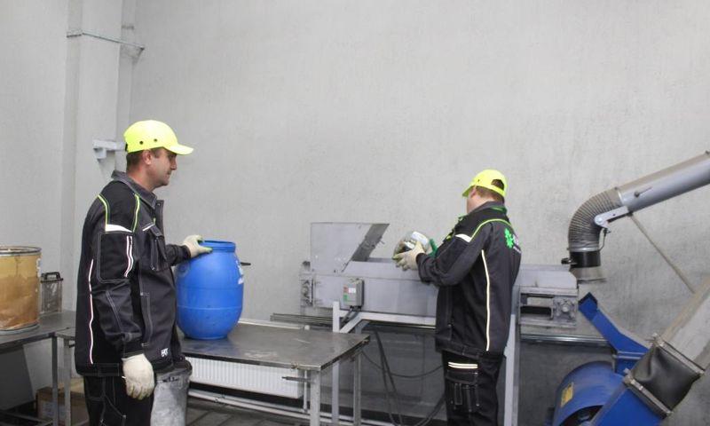 В Ярославле откроют предприятие по обезвреживанию и утилизации батареек