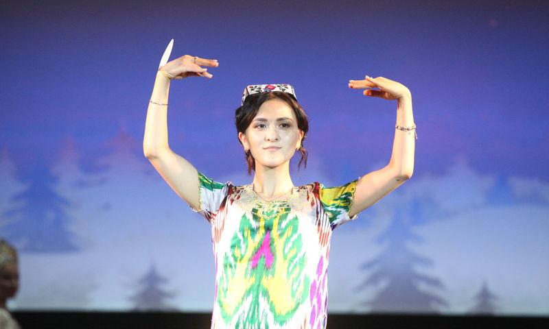В Ярославле выбрали самую очаровательную девушку на межнациональном конкурсе красоты: фото