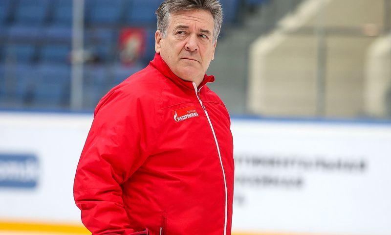 У главного тренера ярославского «Локомотива» выявили коронавирус