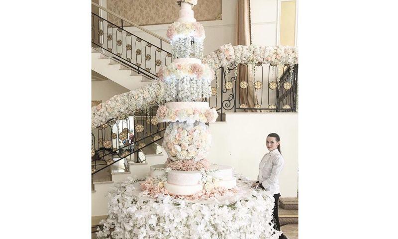 Сладкие шедевры. Ярославский кондитер создает невероятно красивые торты