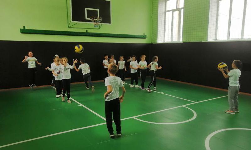 В сельских школах Ярославской области заканчивается ремонт спортивных залов
