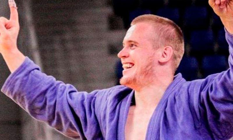 Ярославец выиграл Кубок мира по самбо