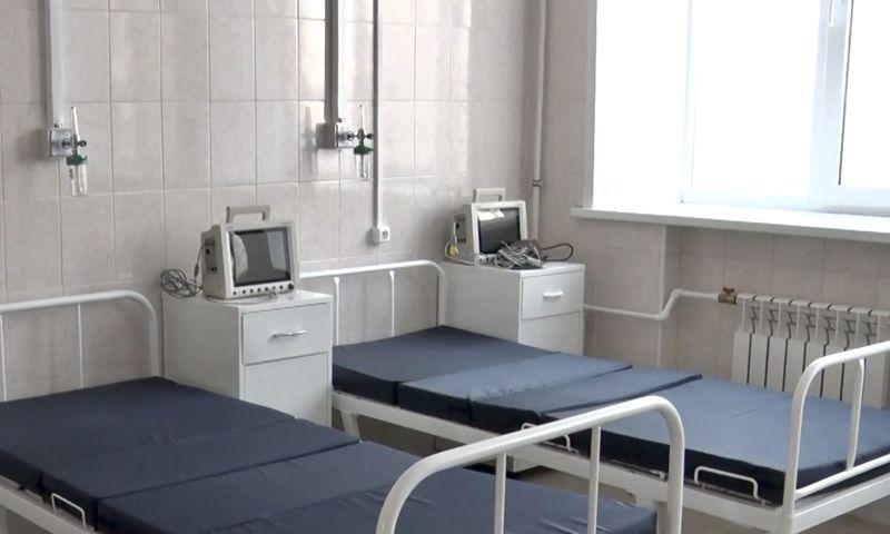 Завершается ремонт отделения для приема больных COVID-19 в Переславской районной больнице