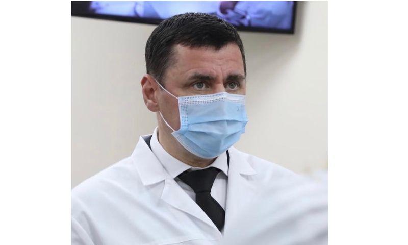 Дмитрий Миронов ввел в Ярославской области новые ограничения в связи с ростом числа заболевших коронавирусом