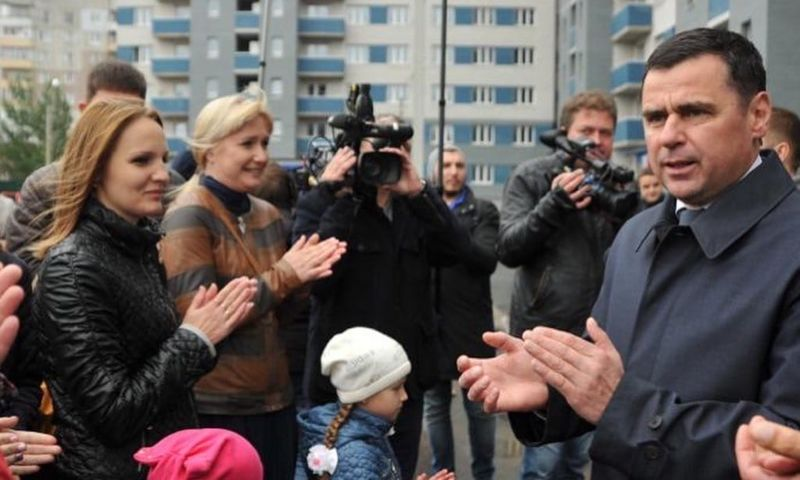 Дмитрий Миронов подвел итог пятилетней работы и попрощался с ярославцами