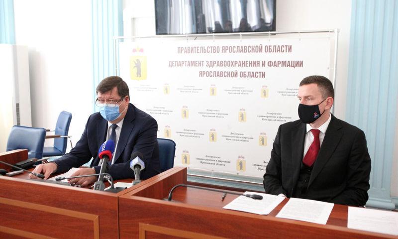 В Ярославской области строят новые медучреждения: в депздраве рассказали о ближайших планах и подвели итоги за 5 лет