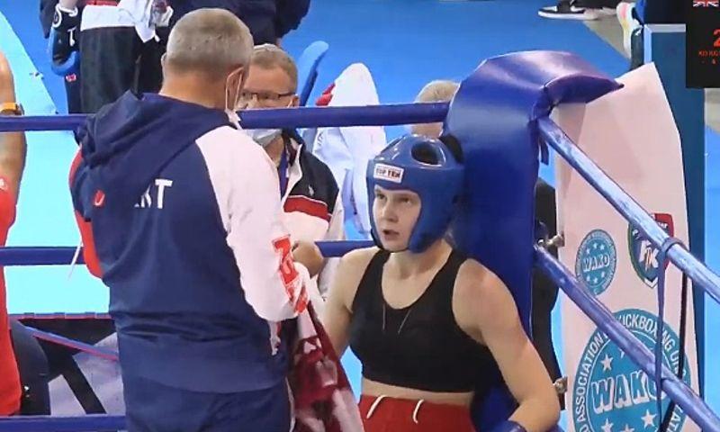 Ярославна стала серебряным призером чемпионата мира по кикбоксингу