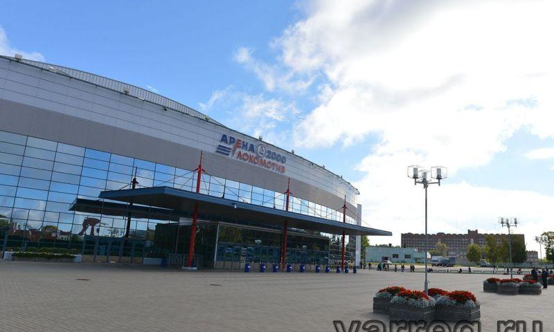 Сборная России по хоккею может сыграть матч Евротура в Ярославле