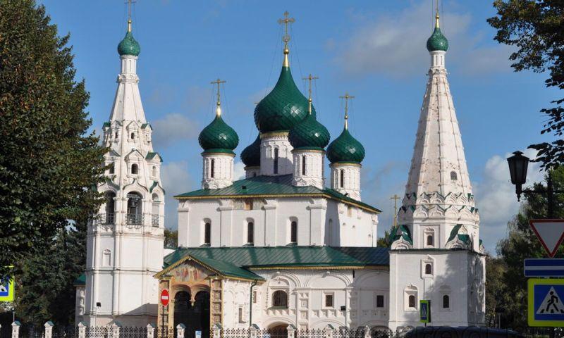 Церковь Ильи Пророка в центре Ярославля ждет комплексное обследование