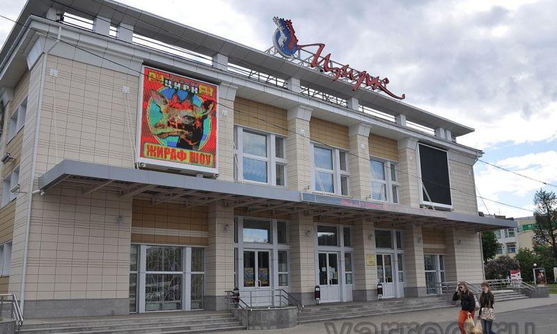 В Ярославском цирке сокол поцарапал ребенка