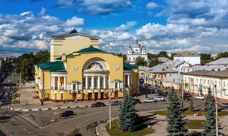 актеры волковского театра ярославль фото