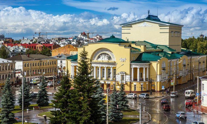 Все в театр! В Ярославле стартует Международный Волковский фестиваль