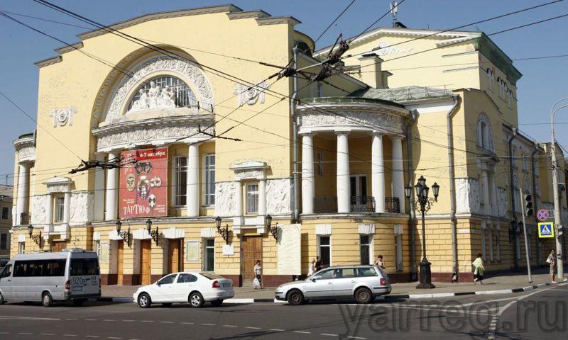 Волковский театр покажет спектакль о войне «Константин Симонов. С тобой и без тебя»