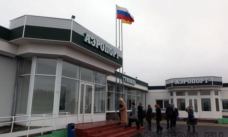 Туношна стала лидером по грузопотоку среди аэропортов Центра России
