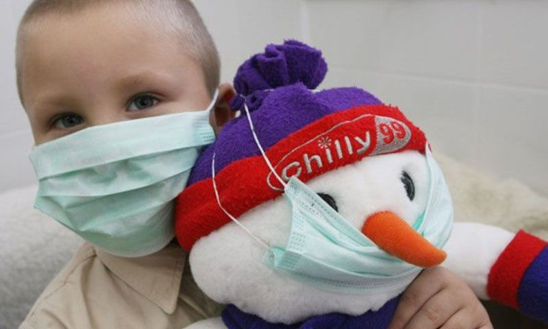 В Рыбинске началась эпидемия ОРВИ и гриппа