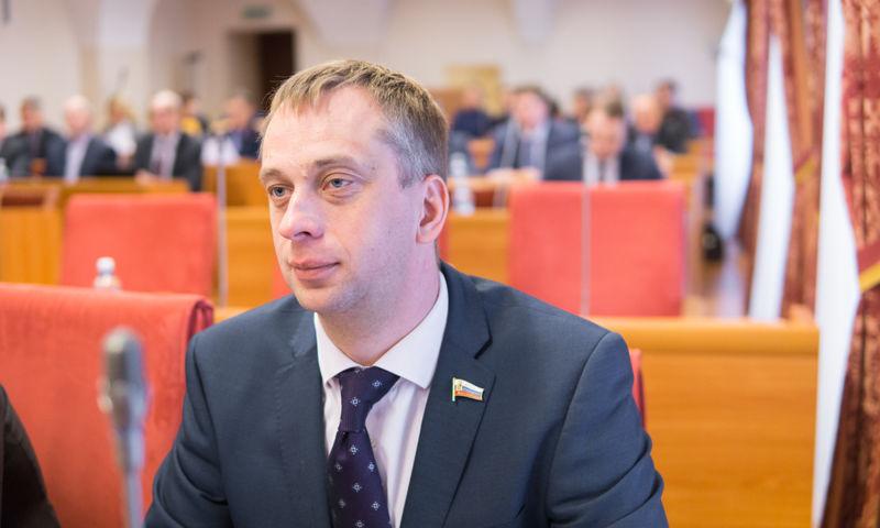Депутату Яроблдумы Павлу Дыбину предъявили обвинение в коммерческом подкупе
