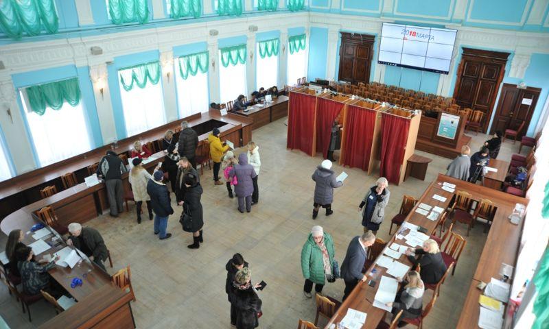 В Ярославской области могут открыться избирательные участки для выборов мэра Москвы