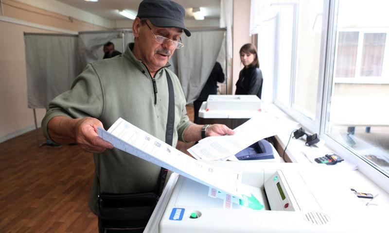 Наблюдатели «Россия выбирает»: на выборах в Ярославле нарушений не было
