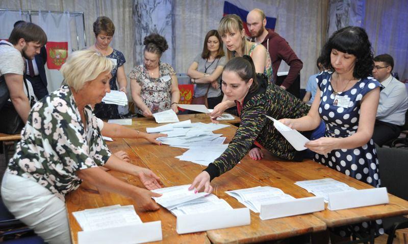 Денис Добряков: «Я доволен предварительными данными голосования»