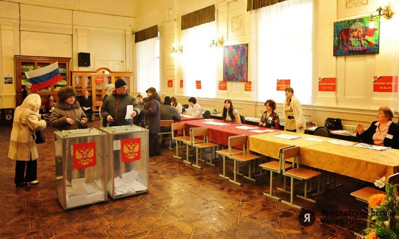 Явка на выборах в Рыбинске составила 35,7%