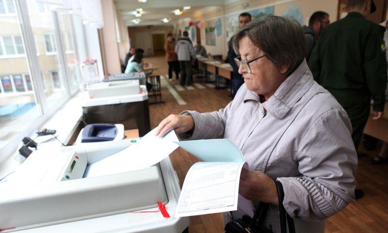 К полуночи появятся предварительные результаты по явке и по результатам выборов - Захаров