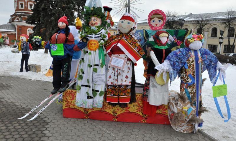 Снежные бои, карнавалы и фестивали: в Ярославле пройдет главная Масленица страны