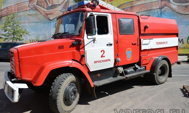 Пенсионерка погибла при пожаре в Рыбинском районе