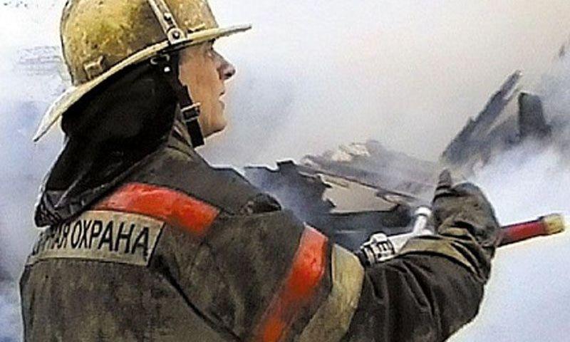 В Ярославской области при пожаре погибла женщина