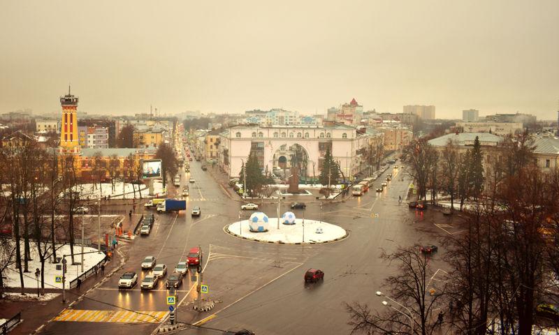 МЧС обнародовало экстренное предупреждение в связи с ухудшением погоды в Ярославской области