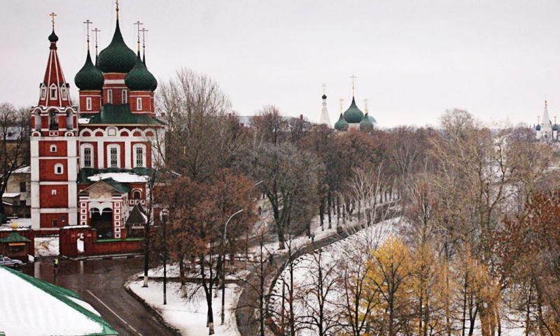 В Ярославле отметят День Золотого кольца России