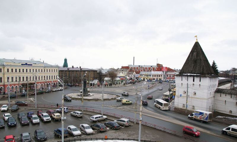 В Ярославле впервые отмечают День Золотого кольца
