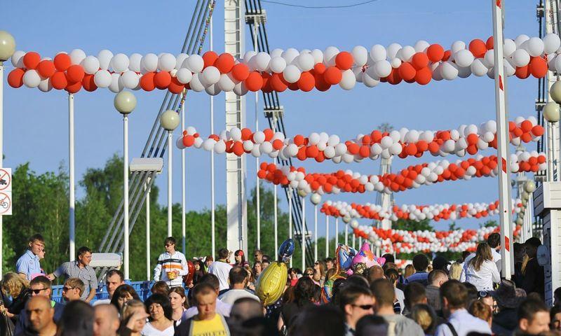 На майские праздники в Ярославле устроят танцевальный флешмоб