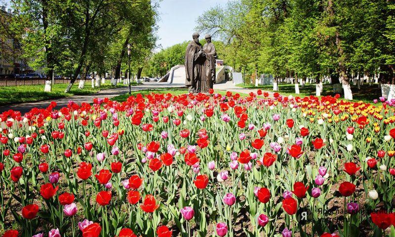 Туристические возможности Ярославской области представят в Санкт-Петербурге