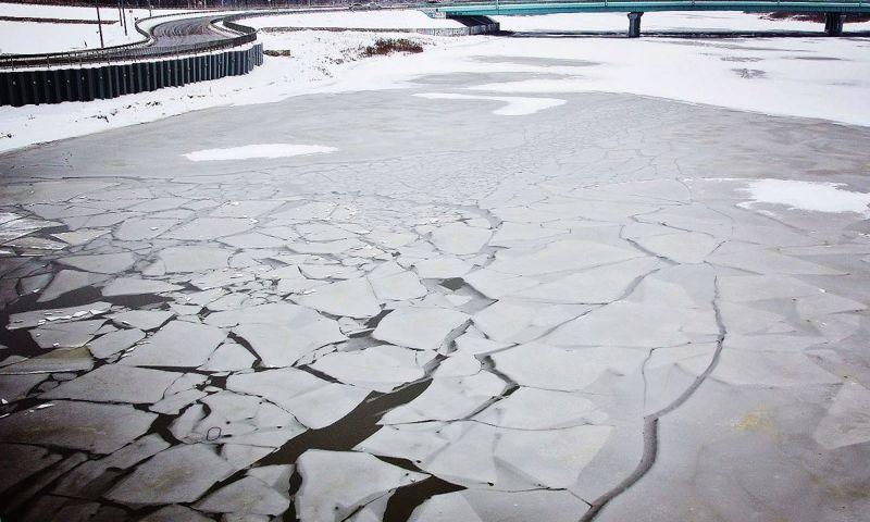 В Рыбинске продлен запрет выхода на лед