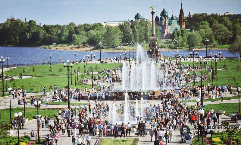 Ярославль вошел в топ-10 самых популярных туристических городов России
