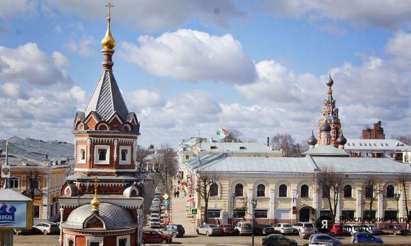 Ярославской области выделили 600 миллионов рублей на реконструкцию зоны ЮНЕСКО