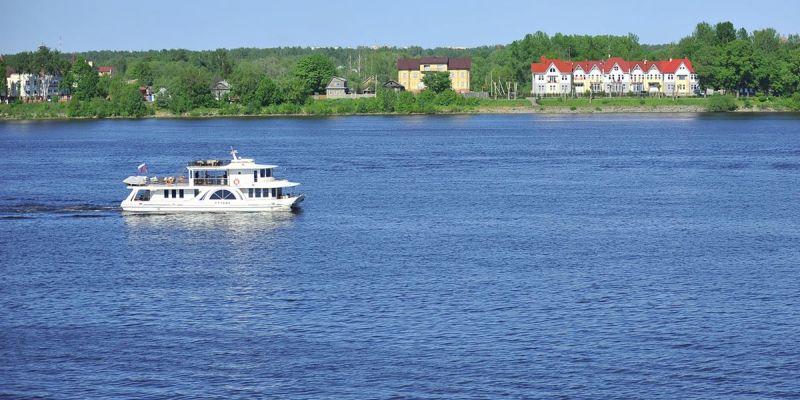 Миронов - каналу НТВ: в Ярославской области будут развивать исторический дайвинг