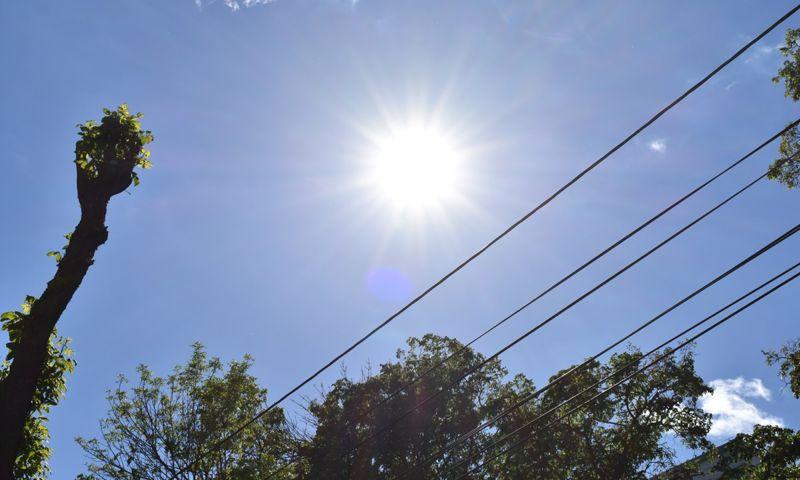 30-градусная жара: синоптики рассказали о погоде на выходные