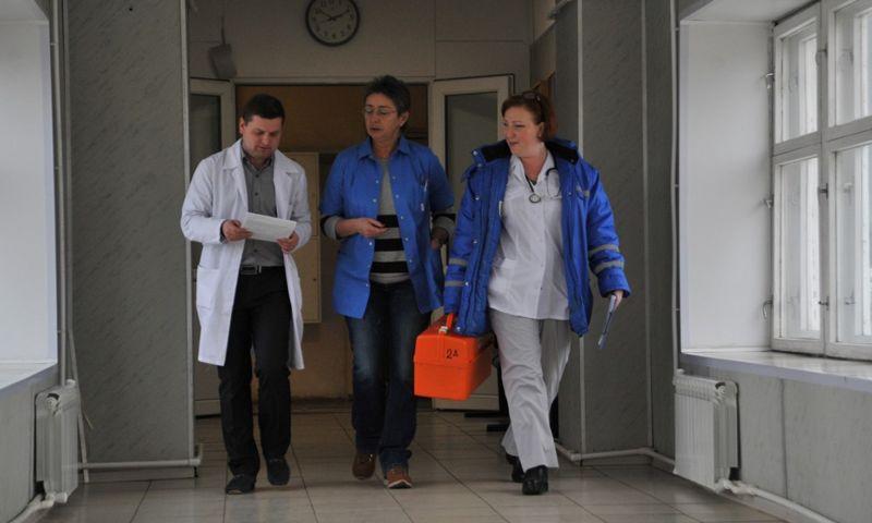 В Ярославской области увеличивают количество коек для больных коронавирусом