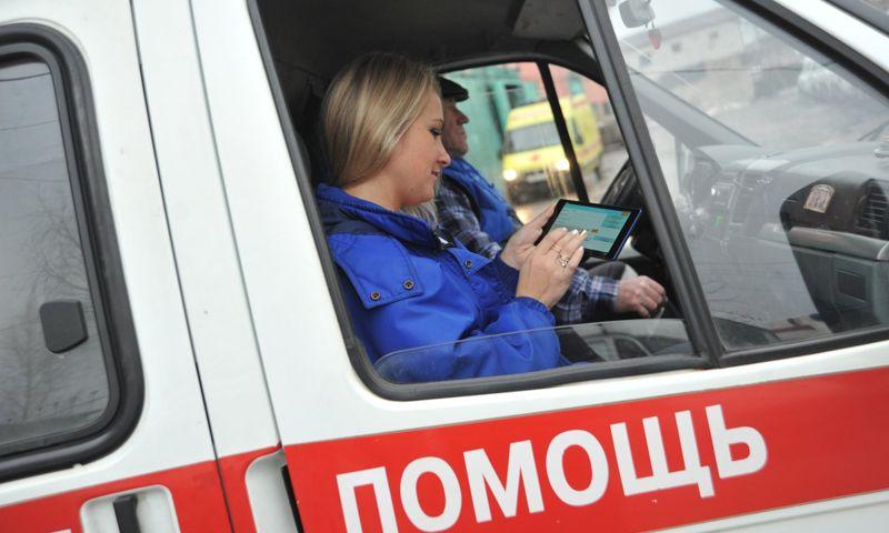 В Ярославле под колеса иномарки попал пешеход