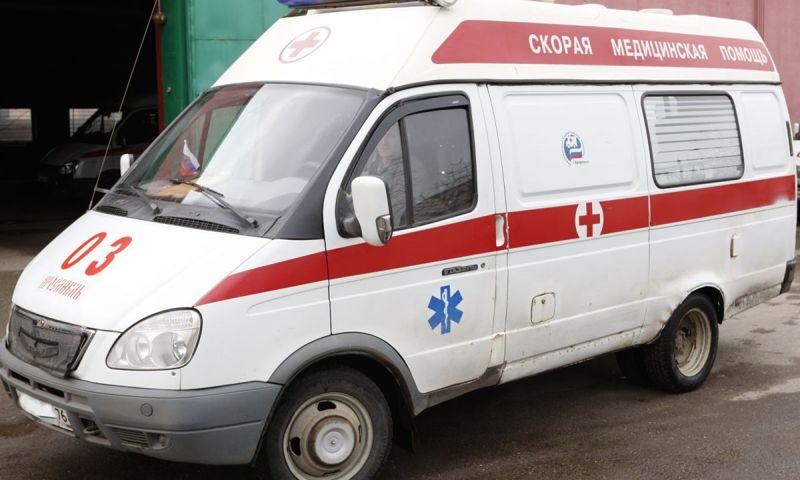В Ярославской области в автокатастрофе погиб водитель мопеда