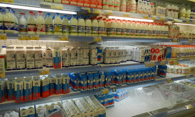 В школе и центральной больнице Переславля кормили поддельной молочкой